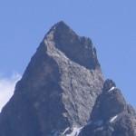 grand pic de la Meije 3900m