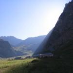 4 l'Alpe du Lauzet & le grand lac