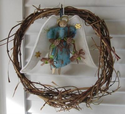 anges Noël à suspendre (5)