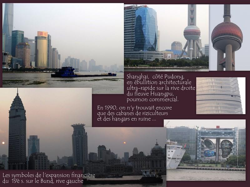 Shanghai 1, architecture b