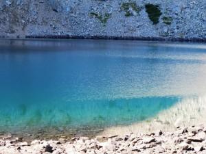 lac de Puyvachier, 2300 m b