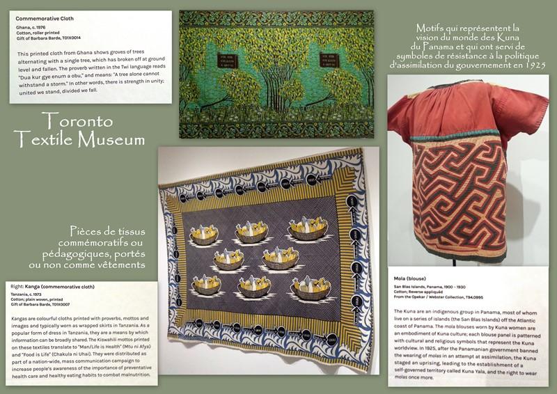 2 Toronto  textile museum